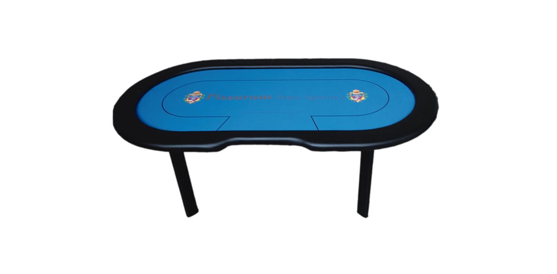Tavolo da poker asso in mdf imbottito ricci biliardi for Tavolo poker